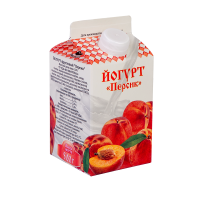 """Йогурт """"персик"""" м.д.ж.1,5%"""